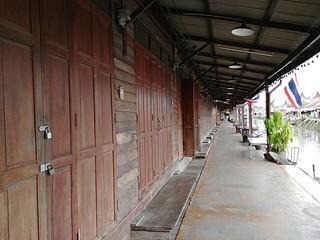 marché flottant amphawa - thailande 2