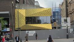 Fancy Fascia  On A New Building Spotted In Glasgow Scotland - 2 Of 3 (Kelvin64) Tags: fancy fascia on a new building spotted in glasgow scotland