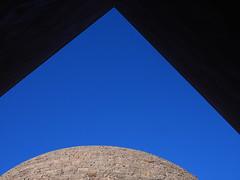 That Blue (Rantz) Tags: adidap australia australiancapitalterritory blue bluetiful canberra dikaiosyne myoz pbwa rantz sooc skyspace straightoutofcamera turrell turrellsskyspace parkes au