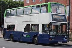 Notts & Derby Volvo B7TL/Plaxton President 31 (W475 BCW) (john-s-91) Tags: nottsderby volvob7tl plaxtonpresident 31 w475bcw derby derbyrouted1