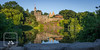 Beautiful View Central Park (fentonphotography) Tags: belvederecastle nyc panorama cityscape landscape reflections castle bluesky greentrees water