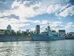 HMCS TORONTO (Ilia Usmanov) Tags: navy hmcs toronto montreal port old canada 150 city
