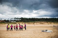 Calentando... (noldor12) Tags: loredo loredosurf ribamontánalmar playa cantabria marcantábrico bahíadesantander spain surf calentamiento canoneos6d tamronsp70200divcusdg2
