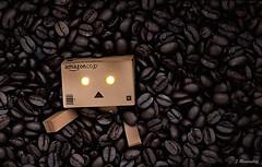Danbo 4 (spootnik_) Tags: eos canon photo photography danbo japan amazon amazonjp interior coffee kaffee inside danbojp