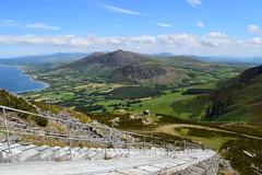 Snowdonia from Mynydd Gwaith (Yr Eifl North Top) (OMG285) Tags: lleyn peninsula yr eifl the rivals mynydd gwaith snowdonia mountain