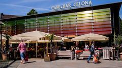 Bar Celona (p.schmal) Tags: olympuspenepm2 hamburg wandsbek quarree ubahn baustelle bernerheerweg
