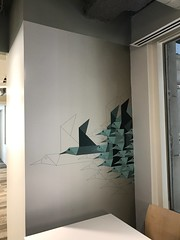 AARP Adhesive Vinyl Wall Mural