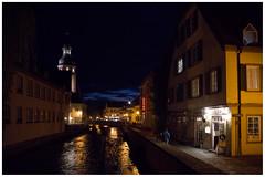 First Evening (scott branine) Tags: oneills irish pub ettlingen germany alb river pentax k1