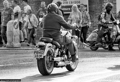 Barton Bike Night 2017 - North Lincolnshire (SteveH1972) Tags: bartonuponhumber bartonbikenight barton northlincolnshire lincs england northernengland britain british bikes bikenight outside outdoor outdoors europe uk canon canon7d 7d people person human canonef70200mmf28l 70200 nonis blackandwhite bw monochrome