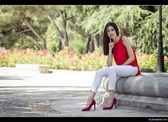 Tania - 4/5 (Pogdorica) Tags: modelo sesion retrato posado chica tania morena