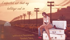 Snapshot_i_expected_not_that_my_holidays_end_so (jeffresident) Tags: shy jeff jeffferie outdoor beauty holidays mesh meshbody brunette desert laq maitreya suitcase heels pickup wewanttobefree coffeetime canceledgroup barefeet sun road alone