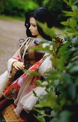 Kiara8 (Ermilena Puppeteer) Tags: soom soomdiagirl gipsy handmadeforbjd handmade bjd abjd