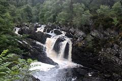 2017 Corra Linn waterfall (jose Gonzalvo) Tags: corra linn waterfall 2017 escocia cascadas
