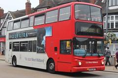 National Express West Midlands Dennis Trident 2/Alexander ALX400 4393 (BV52 OBT) (Yardley Wood) (john-s-91) Tags: nationalexpresswestmidlands dennistrident2 alexanderalx400 4393 bv52obt solihull route6 dunkirk