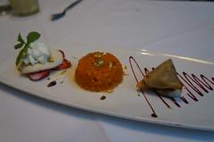 DSC02584 (RosieTulips) Tags: pushkar dessert rasmalai gajarhalwa chocomosa