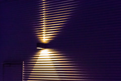 striped light (JayPiDee) Tags: bigma lampe licht linien metall nacht schatten sigmadg50500mm4563apohsm wand wellblech zeit abstract abstrakt corrugatedsheetmetal freehand freihand lamp light lines metal night notte shadow wall withoutatripod arnsberg nordrheinwestfalen deutschland