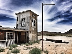 No services available...(Route 66-Goffs, CA.) (Aces & Eights Photography) Tags: abandoned abandonment decay ruraldecay route66