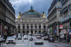 Opera House | Palais Garnier (Zimbrit) Tags: operahouse palaisgarnier paris landscape streetscene
