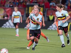 47241952 (roel.ubels) Tags: voetbal vrouwenvoetbal soccer europese kampioenschappen european championships sport topsport 2017 tilburg uefa nederland holland oranje belgië belgium