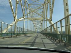 P1090025 Bridge to Ontario, Canada (manga_mom) Tags: saultstemarie bridge canada michigan