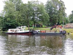 Dahme (ENI 05028770) (Parchimer) Tags: schubboot pushboat towboat pousseur pchacz duwboot spintore empurradorfluvial binnenschiff tolómotorhajó pushertug fürstenwalde spree spreeoderwasserstrasse