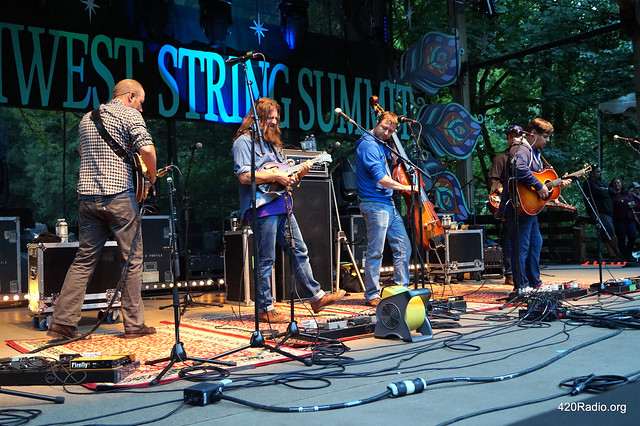 Northwest String Summit - North Plains, OR - July 2017