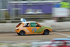 Banger Racing, Smeatharpe Feb 2017 - 101 (Dis da fi we (was Hickatee)) Tags: short oval racing smeatharpe stadium honiton taunton banger