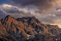 Zugspitze / Top of Germany 2017 (MrHansFromSomewhere) Tags: zugspitze mountain alps alpen sunset sun cloudsstormssunsetssunrises clouds cloudporn sky skyporn colors colorfull nature natur landscape landschaft sony sonyimages sonyalpha sonya6000 sonyalpha6000 sonnenuntergang sonne sommer summer bavaria top20bavaria germany top20germany sigmaart sigma sigma60mmf28 prime festbrennweite mirrorless vacation travel ngc