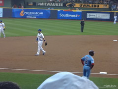 Going Our Separate Ways (mistabeas2012) Tags: major league baseball