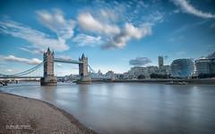 Tower Bridge (Luis Sousa Lobo) Tags: img8674 tower bridge london londres uk united kingdom enland canon 70d 1018 lee 10stops bigstopper longexposure