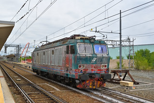 E633.233 MIR MERCI LIS Torino Orbassano F.A. - Cuneo