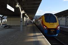 222005, Derby (JH Stokes) Tags: 222005 class222 dmu dieselmultipleunits eastmidlandstrains emt derby meridian publictransport trains trainspotting tracks railways photography