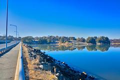 Reflections on Lake Ginninderra (garydlum) Tags: lakeginninderra canberra belconnen australiancapitalterritory australia au