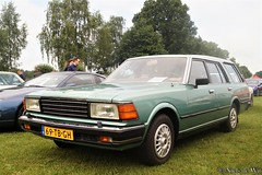 1980 Datsun 280C Stationwagon (NielsdeWit) Tags: nielsdewit japan classic sunday gemert 2017 69tbgh datsun 280 c 280c stationwagon wagon estate favourite cedric 430