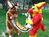 DSC00264 (Thanriu) Tags: peluche plushie diabath character furry fursuit fursuiters friend amigos meet angel dragon fluff dutch lizheru anto danny