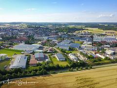 Laichingen (michab100) Tags: michab100 mib mibfoto dji copter mavic laichingeralb schwäbischealb luftaufnahmen luftbild gewerbegebiet laichingen