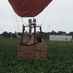 170711 - Ballonvaart Annen naar Ommelanderwijk 7