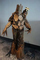 D23-V 0044 (Photography by J Krolak) Tags: cosplay costume masquerade d23 disney d23expo anaheim california usa mousquerade d232017disneyfanexpo groot