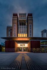 Baltic arts centre (Andy Gibbins Images) Tags: arts artsvenue gateshead culture outdoor nightscape longexposure nikon d5500 tokina1116 light photography architecture building