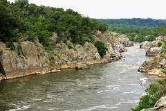 Great Falls NP ~ Potomac River (karma (Karen)) Tags: greatfallsnp potomac maryland usparks rivers rapids gorges trees htmt