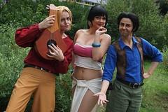 Road to El Dorado (wiche603) Tags: roadtoeldorado miguel tulio chel cosplay cosday