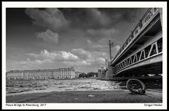 Palace-Bridge-St-Petersburg (dragan heiden photography) Tags: palace bridge st petersburg white dragan heiden black eremitage