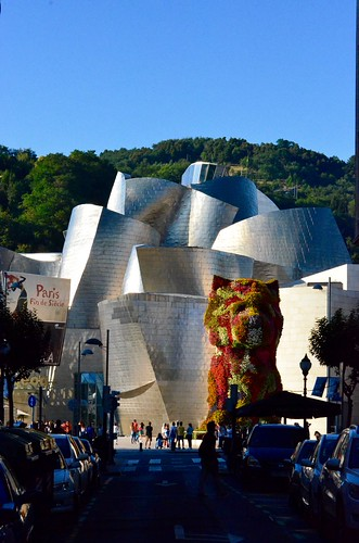 2017 - Museum Guggenheim, Bilbao, Pays Basque, Spain