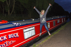 Day One: Gailey to Oxley (Kev Gregory (General)) Tags: black buck narrow boat barge narrowboat country ring kev gregory canon 7d canal england midlands blackbuck narrowboatblackbuck day one sailing from gailey staffordshire oxley wolverhampton