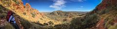 Larapinta Trail Panorama-5