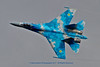 Su-27_UkrainianAF_RIAT_16.07.2017 (MacAviation) Tags: su27 ukrainian riat riat2017 sukhoi totterdown