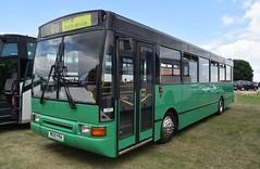 M129 PRA (markkirk85) Tags: peterborough bus rally buses volvo b10b58 northern counties lawsons corby new trent 121994 129 b10b m129 pra m129pra