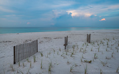 Morning Dunes (Irishmic1) Tags: beachscenes longexposure pensacolabeach sunrise