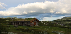 Summer evening at Brekkeseter (K. Haagestad) Tags: woodenhouse architecture mountains norway brekkeseter rondane nature clouds summer