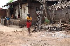 (krazzypix) Tags: women hut lady village clean tribal india